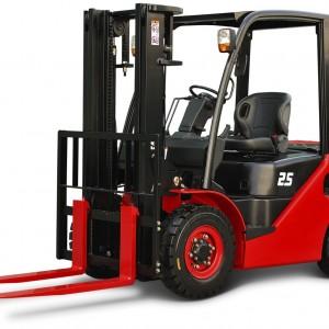 VZV HC forklift 35 XF , 3500kg